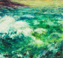 Alice Elahi; Seascape