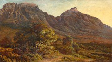 Charles Rolando; A View of Devil's Peak