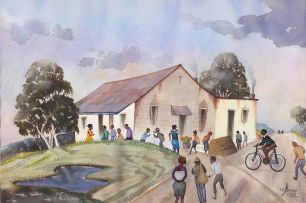David Mogano; Chiep S Village