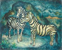 Alexis Preller; Zebras