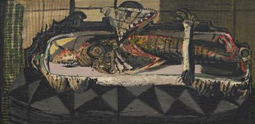 Christo Coetzee; Harlequin Fish