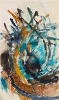 Paul du Toit; Abstract Composition