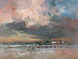 Errol Boyley; After the Hail, Midlands, Natal