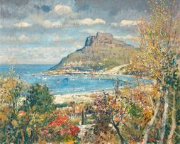 Terence McCaw; Hout Bay