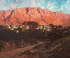 Robert Gwelo Goodman; Full of Flushed Heat - Tulbagh