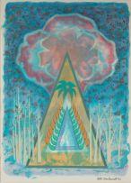 Bettie Cilliers-Barnard; Space Tree