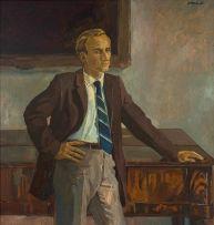 Alexander Podlashuc; Portrait of Anthony Humphreys