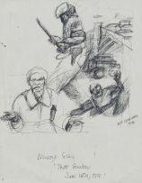 Moleleki Frank Ledimo; Memory Series, That Sunday