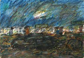 David Koloane; Cityscape