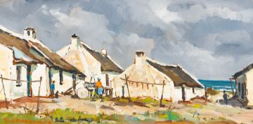 Don (Donald James) Madge; Coastal Village