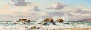 Otto Klar; Seascape