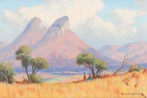 Willem Hermanus Coetzer; Sheba's Breast, N. Transvaal
