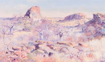 Paul Wiles; Mapungubwe