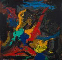Kevin Atkinson; Pond Surface #2