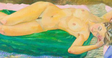 Cathryn Kuhfeld; Rebecca Dreaming I