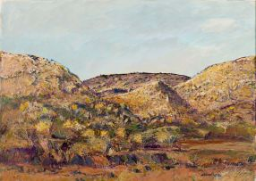 Nico Roos; Namib; Rock Formation