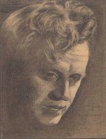 Vladimir Tretchikoff; Self Portrait