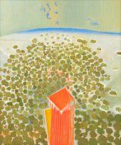 Stanley Pinker; Sandveld Landscape