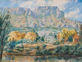 Stefan Ampenberger; Mountain Landscape