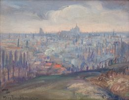 Mary Riter Hamilton; Arras 1919