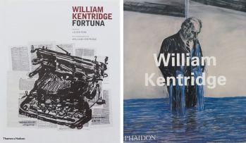 Lilian Tone; Dan Cameron, Carolyn Christov-Bakargiev, JM Coetzee, William Kentridge, two; William Kentridge Fortuna; William Kentridge