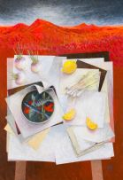 Susan Helm Davies; Ian's Fishy Dish