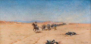 Wilhelm Kuhnert; Trek through the Namib Desert