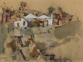 Gregoire Boonzaier; Farmhouses