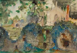 Maud Sumner; Bindon Abbey