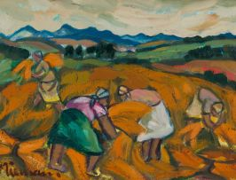 Hennie Niemann Snr; Harvesters