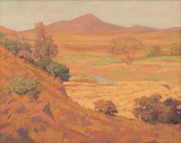 Jacob Hendrik Pierneef; Landscape