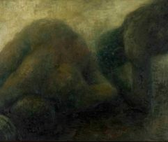 Shany van den Berg; Two Figures