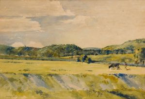 Wellesley Bailey; Farm Landscape