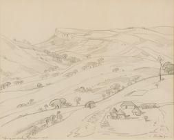 Jacob Hendrik Pierneef; Bergendal, Tzaneen