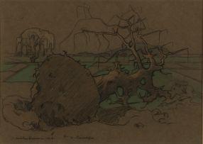 Jacob Hendrik Pierneef; Wildenboom