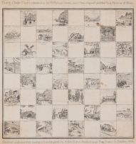 Erich Mayer; Chessboard
