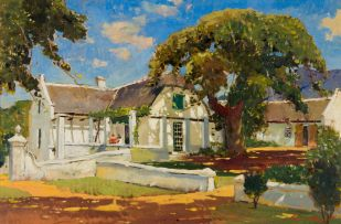 Terence McCaw; Cape Farmstead