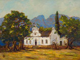 Nita Spilhaus; Cape Homestead