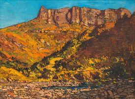 Robert Gwelo Goodman; Drakensberg