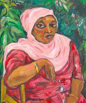 Irma Stern; Malay Woman