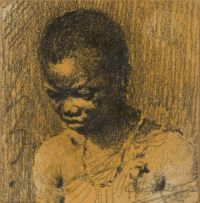 Pieter Wenning; Portrait of a Boy