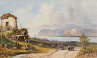 Frank Catano; On the River Meuse