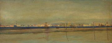 Follower of Sir Frederic Leighton; Venice