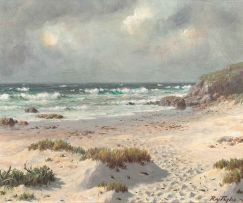 Roy Taylor; Seascape