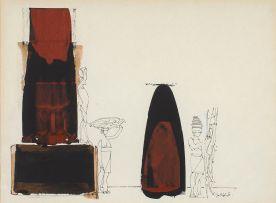 Sidney Goldblatt; Three Women