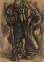 Sidney Beck; Old Man