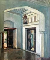 Terence McCaw; Interior