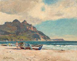 Robert Broadley; Hout Bay and Chapman's Peak, Cape