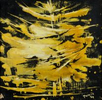Alexis Preller; Abstract Composition