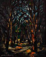 George Enslin; Dark Forest